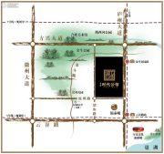 高速・时代公馆交通图