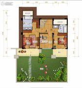 绿地城3室2厅2卫159平方米户型图