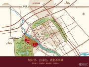 中信墅交通图