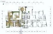 美的君兰江山5室2厅5卫296平方米户型图