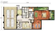 香龙湾420平方米户型图