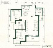 金汇广场3室2厅1卫0平方米户型图