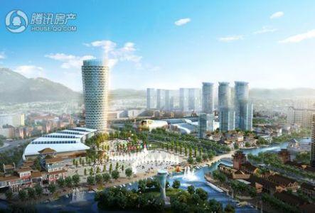 福宁湾滨海新城