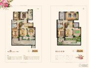廊坊新世界花园0室0厅0卫179平方米户型图