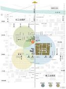 东郦湖交通图