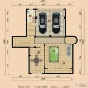 浪琴湾1室1厅1卫0平方米户型图