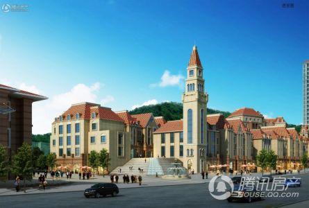 职教城商业广场