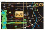 棠府锦绣城交通图