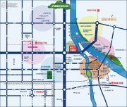 欧亚国际交通图