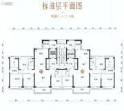 碧桂园・凤凰湾127--128平方米户型图