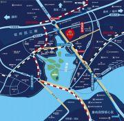 厦门恒大帝景交通图