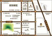 安阳恒大绿洲三期(恒大城)交通图