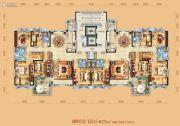 碧桂园・御园5室2厅3卫271平方米户型图