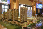 扬州万达广场沙盘图