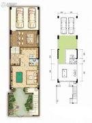 东原嘉阅湾5室2厅4卫0平方米户型图