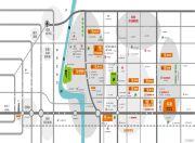 上上城青年社区二期交通图
