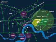 聚峰国际都市产业园交通图