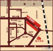 阳三星城交通图
