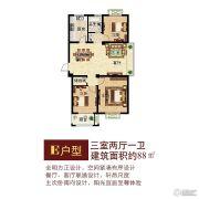 万邦金地花园0室0厅0卫0平方米户型图