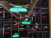 万科金域蓝湾交通图