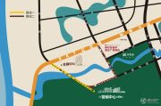 广投・龙象城交通图