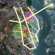 新澳城市花园规划图