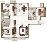 大唐盛世2室1厅2卫0平方米户型图