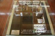 未来城2室2厅1卫105平方米户型图