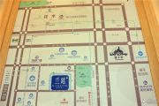 九龙仓兰廷交通图