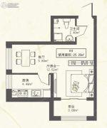 东都・幸福里1室0厅1卫0平方米户型图