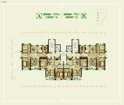创业・齐悦花园2室2厅1卫0平方米户型图