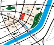 天元广场交通图