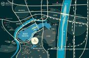 长房・梅溪香山交通图
