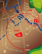 明日南湾交通图