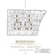 枫丹丽舍0室0厅0卫289平方米户型图