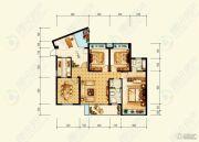 万兴雅苑3室2厅2卫0平方米户型图