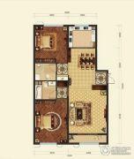 旺力城2室2厅0卫0平方米户型图