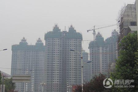祥云国际 工程进度2013.7.25