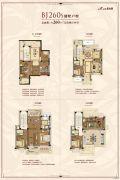 盐城碧桂园5室4厅2卫260平方米户型图