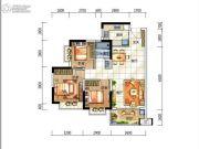 光明国际3室2厅1卫0平方米户型图