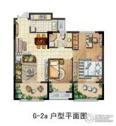 君悦豪庭2室2厅1卫0平方米户型图