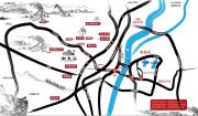 恒茂御泉谷规划图