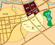 松鹤国际新城交通图