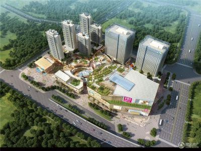 和达中心城-楼盘详情-青岛腾讯房产