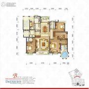 丽汤・首山梦之湾4室2厅4卫255平方米户型图