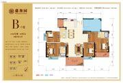 盛和园5室2厅4卫186平方米户型图