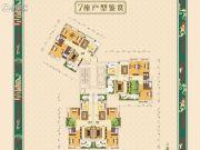 城建・世纪湾103--140平方米户型图
