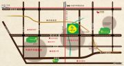 世纪东城交通图