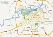 中海紫御观邸交通图