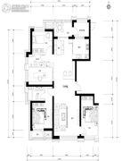 万正广场4室0厅0卫170平方米户型图